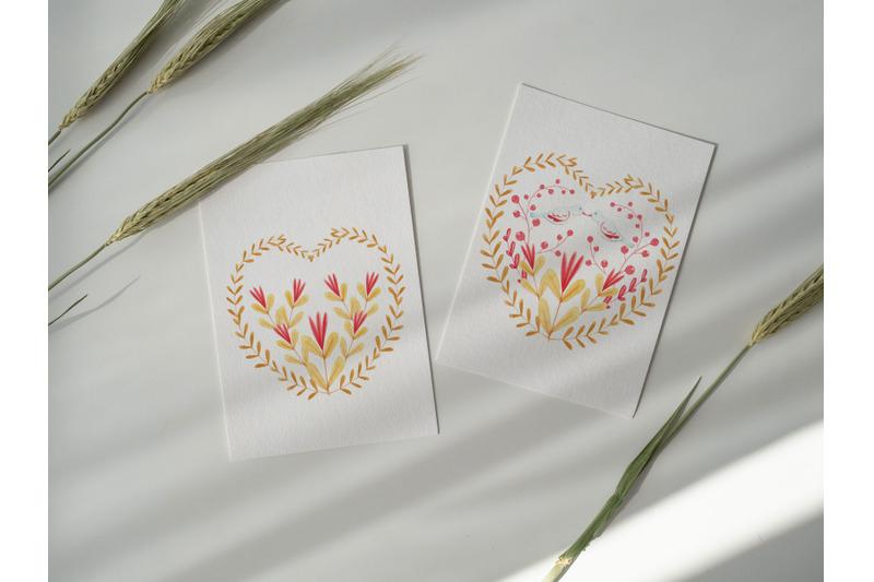 folk-art-valentines-watercolor