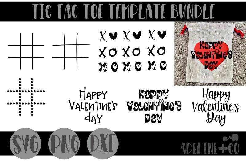 tic-tac-toe-template-bundle