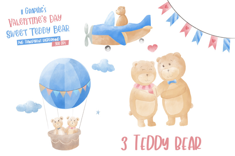valentines-day-sweet-teddy-bear-clipart