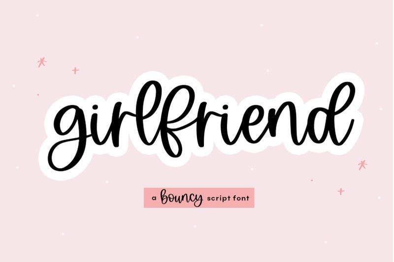 girlfriend-handwritten-script-font
