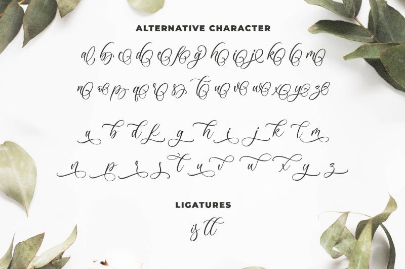 anelisa-beauty-script-font