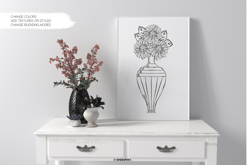 14-hand-drawn-vintage-vases-and-flowers-vector-illustrations