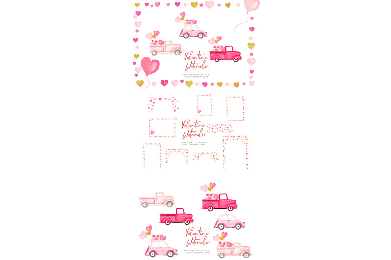 pink-and-gold-heart-balloon-clipart-valentine-clipart-pink-valentine