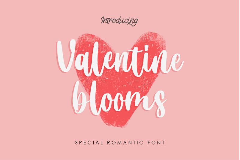 valentine-blooms
