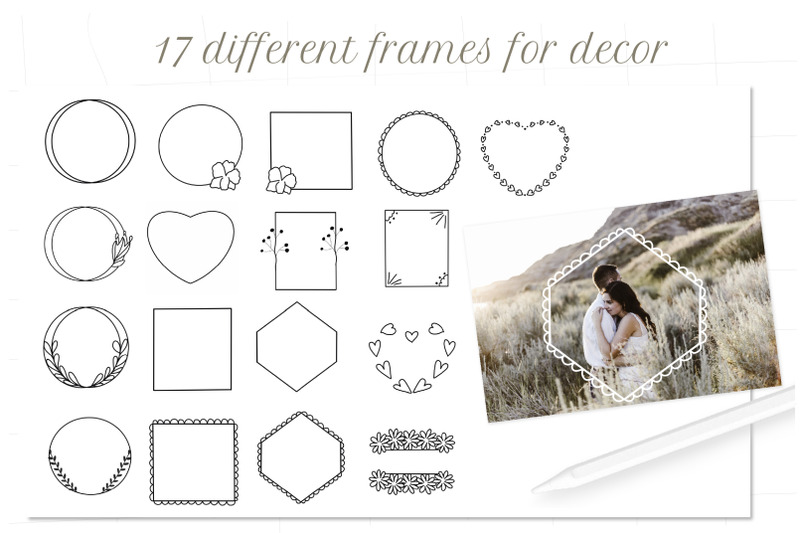 procreate-frame-stamps-procreate-wreathe-brushes-romantic-stamps-va
