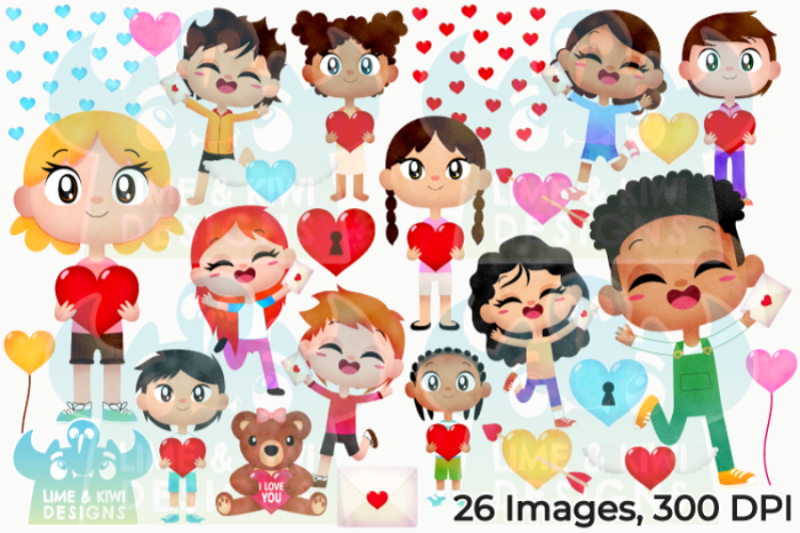 happy-valentine-039-s-day-watercolor-clipart-lime-and-kiwi-designs