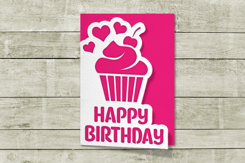layered-papercut-birthday-card-with-cupcake-svg-png-dxf-eps