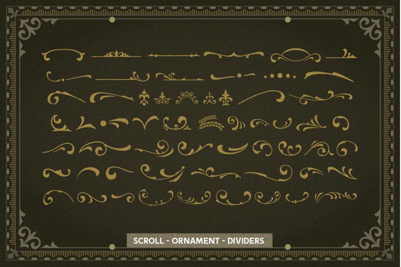 beardsons-layered-font
