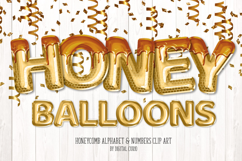 honey-foil-balloon-alphabet-clipart