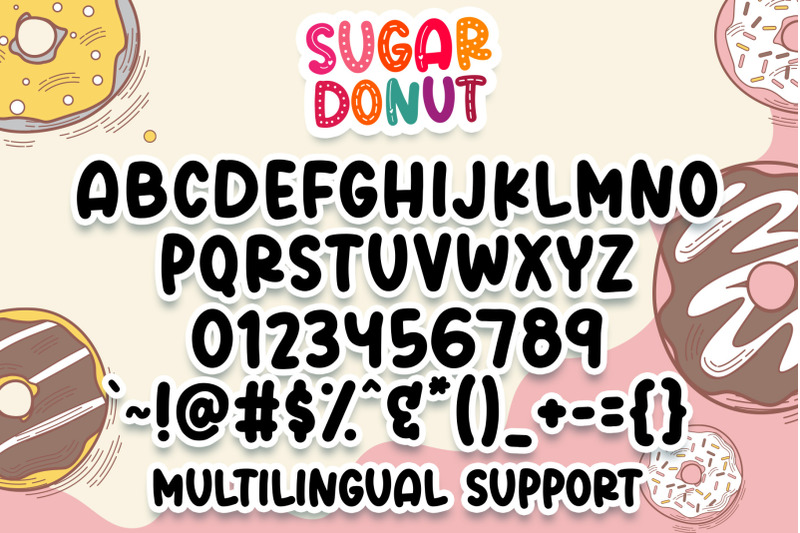 sugar-donut-deluxe-package-font