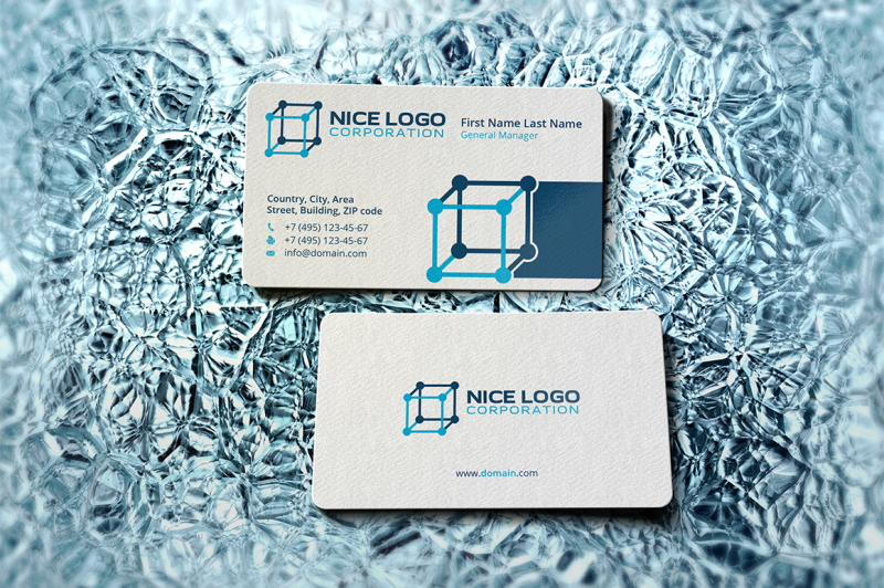 cube-business-card