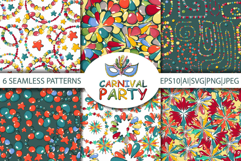 carnival-patterns