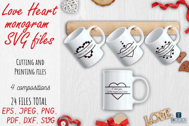 love-heart-monogram-svg-files