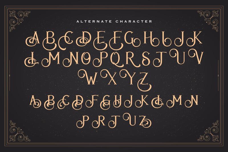 avins-bake-decorative-serif-font