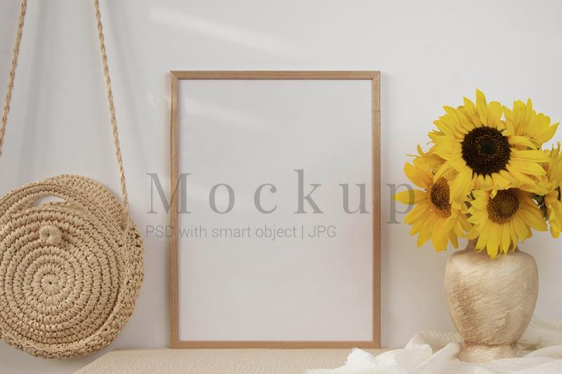 Download Photo Frame Mockup,Frame Mockup,Smart Object Mockup Free Mockups