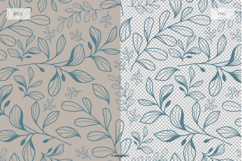 12-delicate-flowers-botanical-seamless-patterns