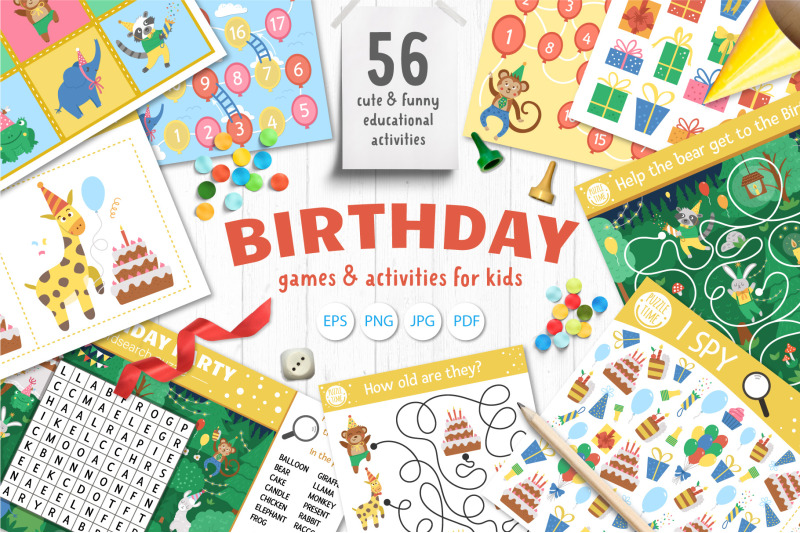 birthday-games-and-activities-for-kids