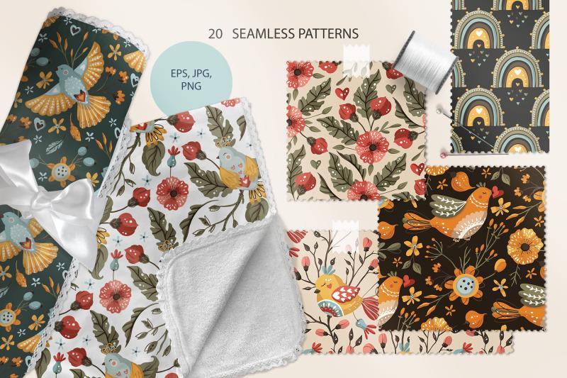 birds-amp-flowers-spring-floral-bundle