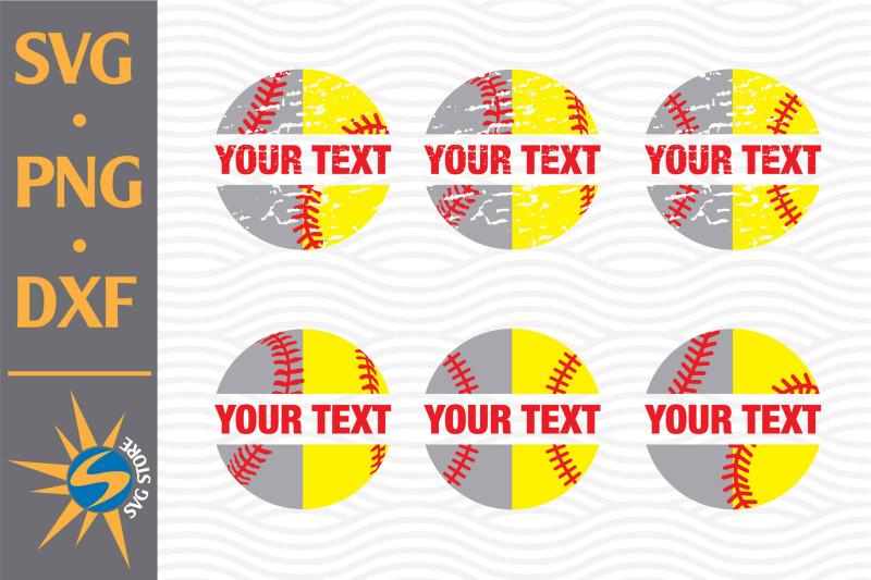split-baseball-softball-svg-png-dxf-digital-files-include