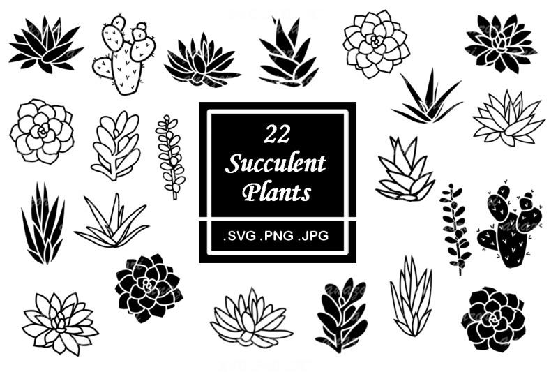 succulent-svg-bundle-cactus-clipart