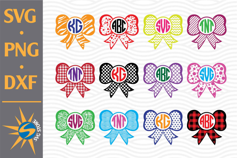 bow-pattern-monogram-svg-png-dxf-digital-files-include