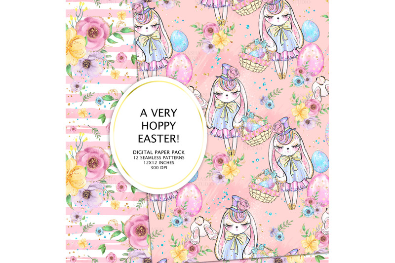 a-very-hoppy-easter-digital-papers