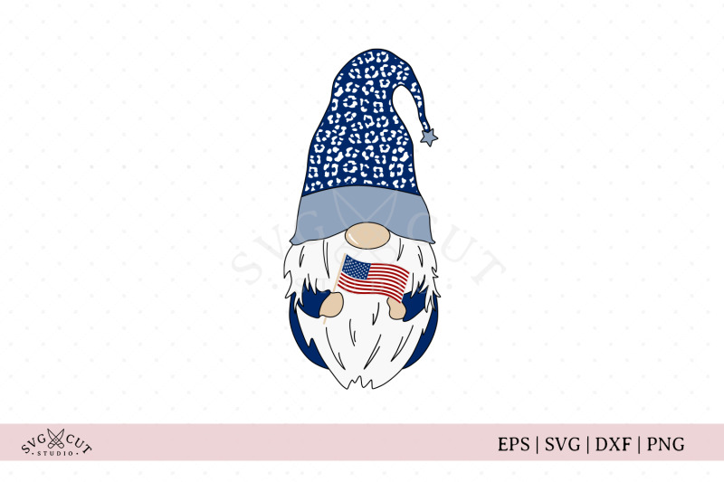 american-flag-gnome-svg-files-for-cricut-and-silhouette