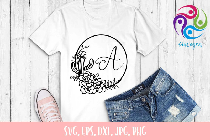 cactus-frame-svg-succulents-bundle-svg