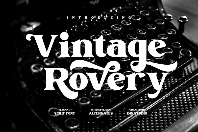 vintage-rovery