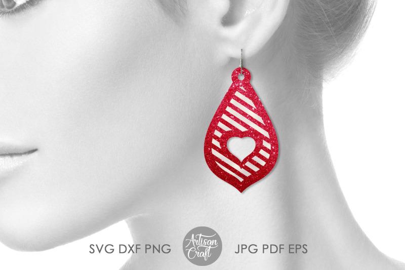 teardrop-earrings-svg-heart-earring-laser-cut-files