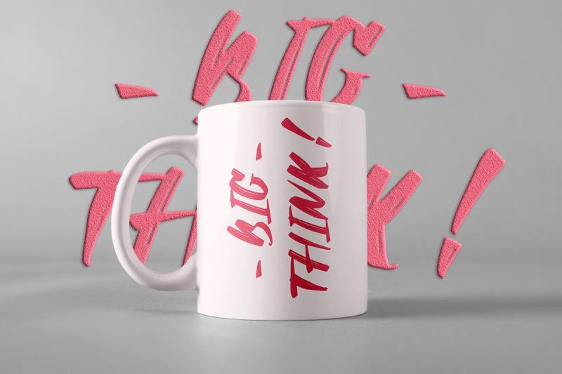love-hurt-brush-font