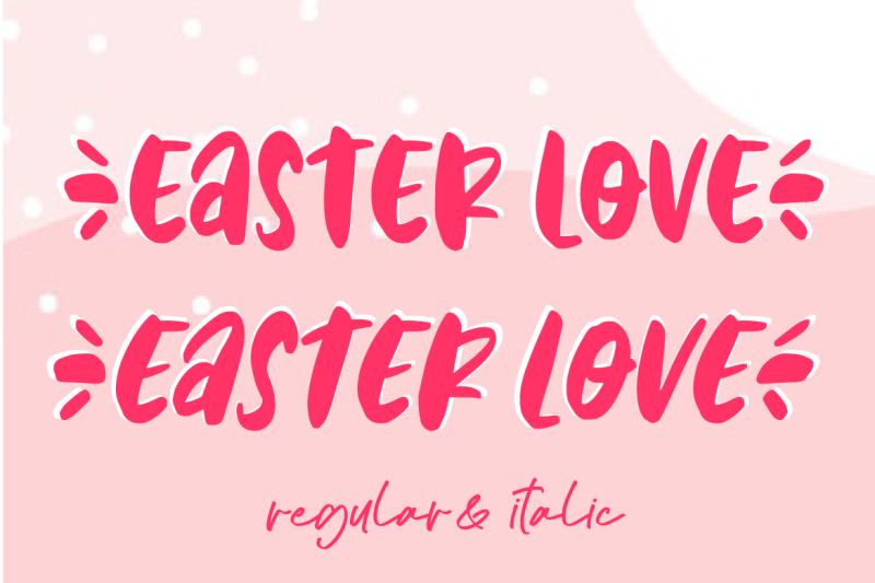 easter-love