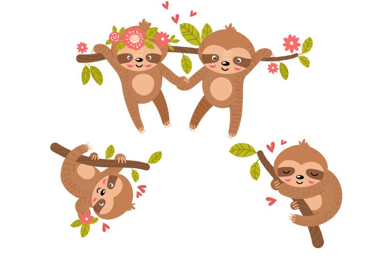 cute-sloths-png-26