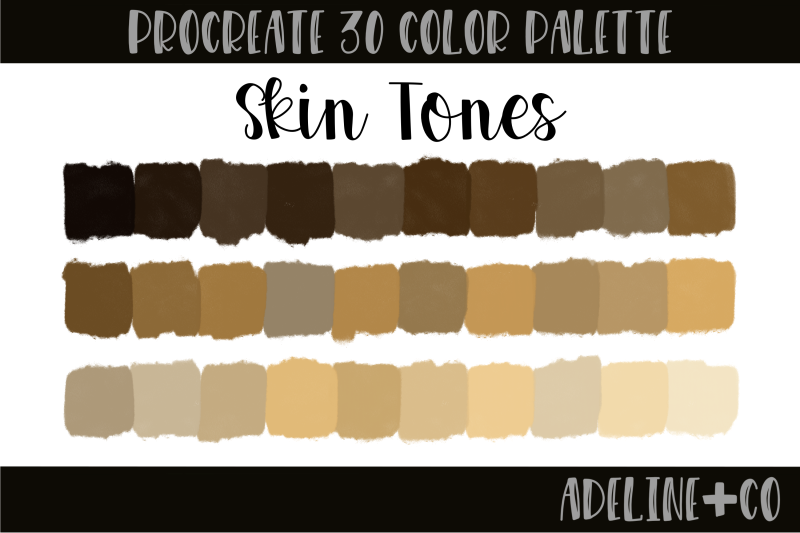 30-color-skin-tones-palette