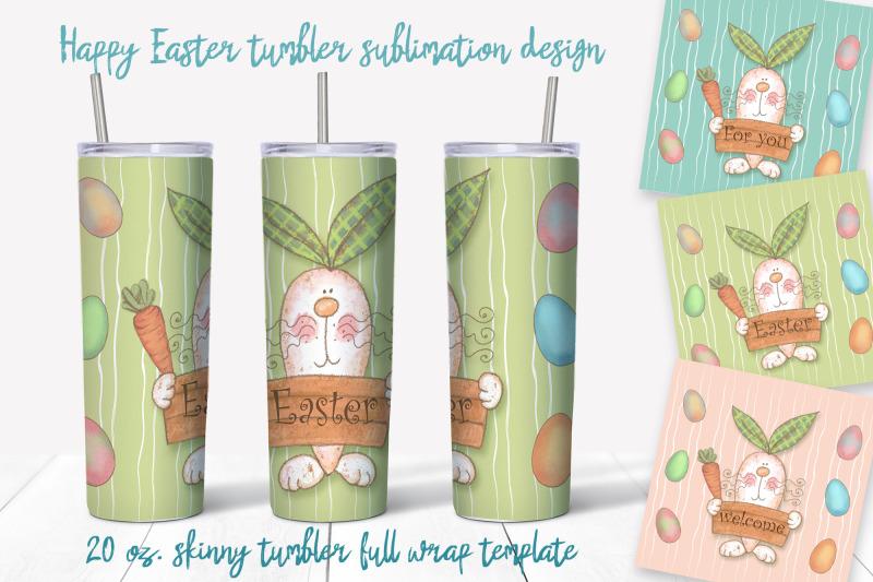 happy-easter-png-easter-sublimation-design-skinny-tumbler