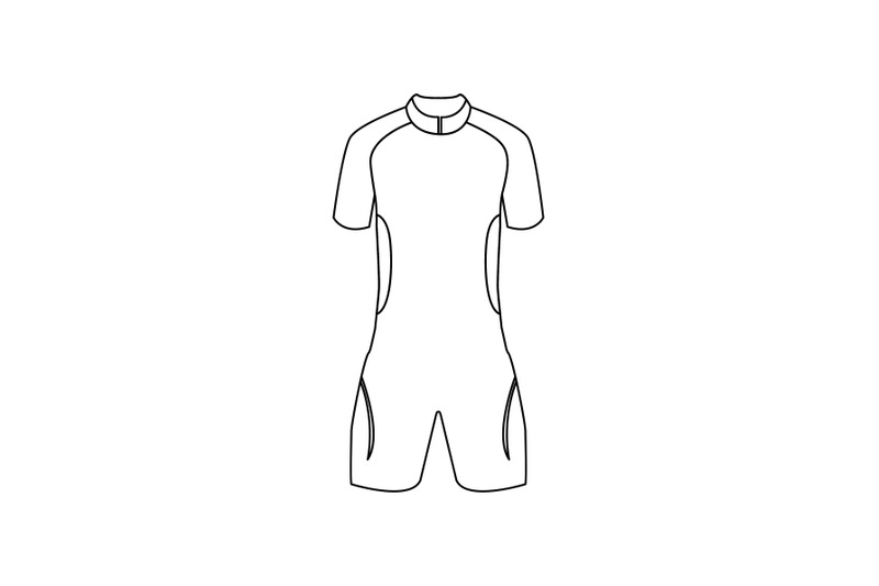 swimsuit-outline-icon