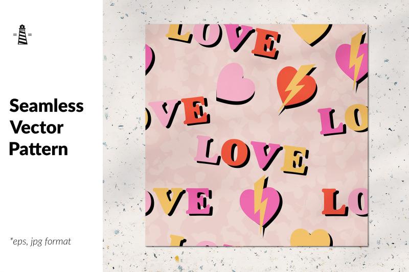 electric-love-seamless-pattern