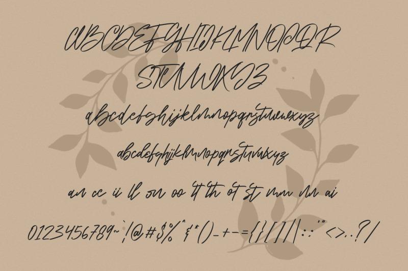 blondey-rich-signature-script-font