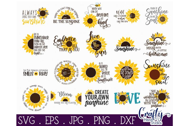 sunflower-svg-bundle-sunflower-quote-svg-summer-flower