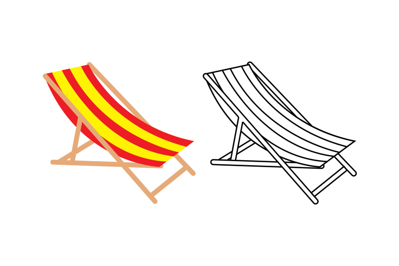 sun-lounger-fill-outline-icon