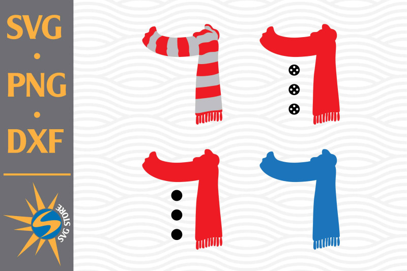 snowman-scarf-svg-png-dxf-digital-files-include