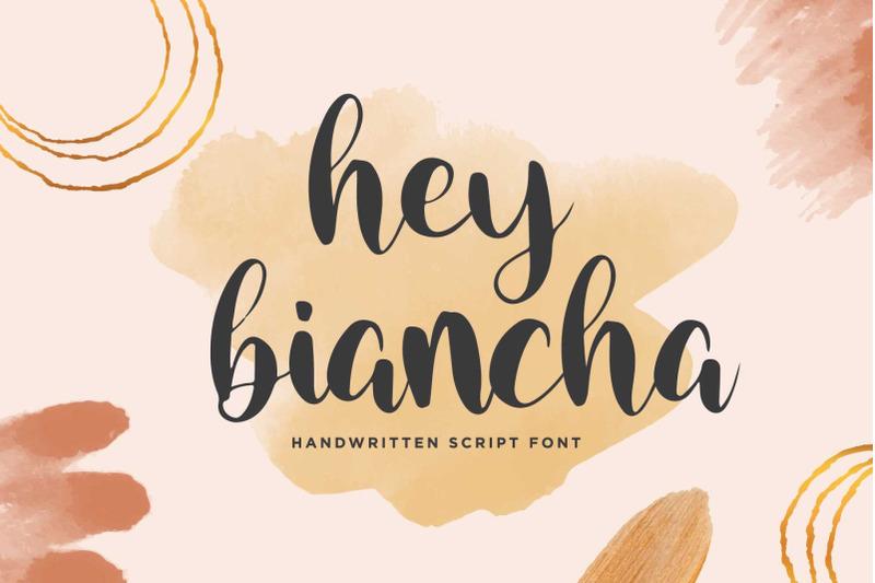 hey-biancha-modern-calligraphy