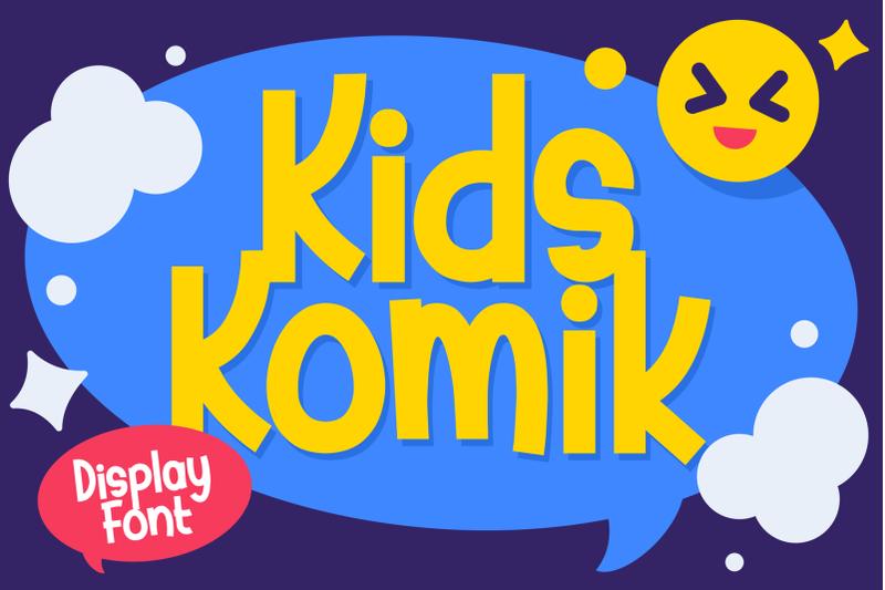 kids-komik