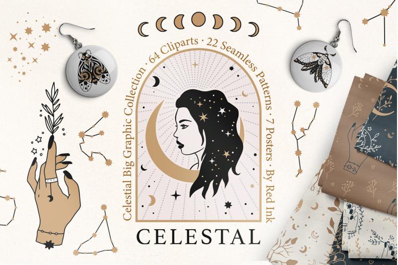 celestial-clipart-amp-pattern-big-feminine-pack