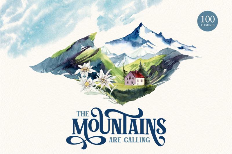 the-mountains-are-calling