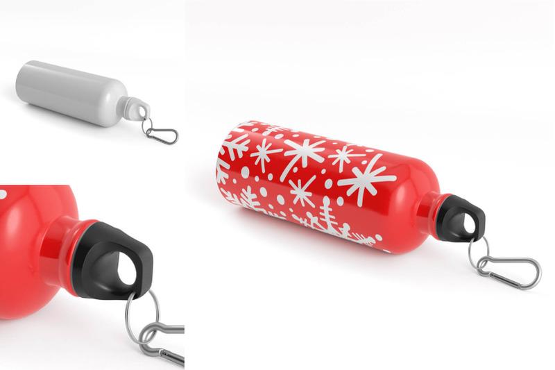 aluminium-water-bottle-mock-up