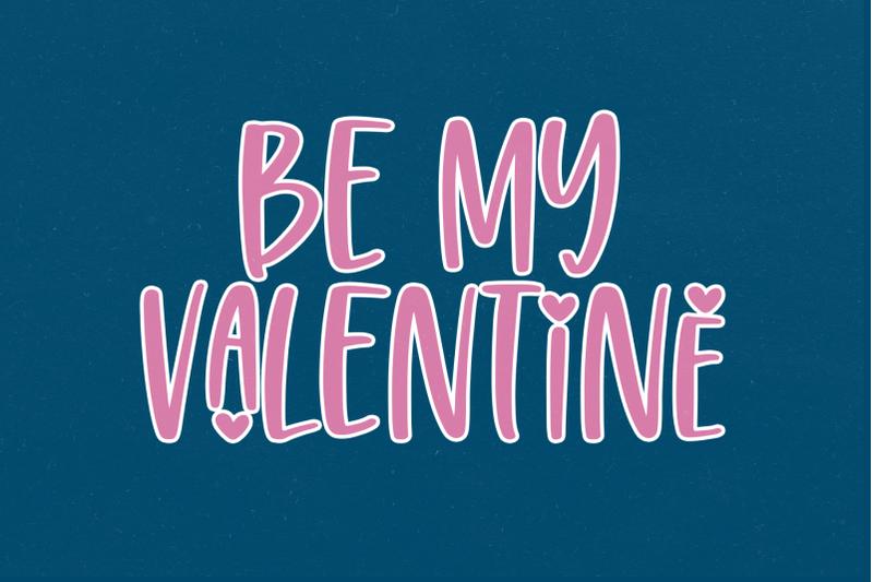 love-charm-quirky-handwritten-font