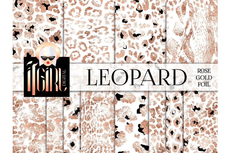 rose-gold-leopard-pattern