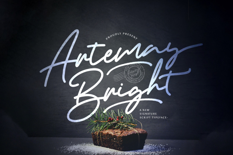 artemay-bright-signature-script-font