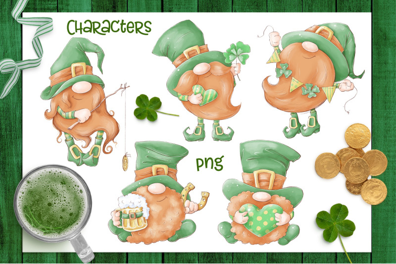 gnome-st-patrick-039-s-day